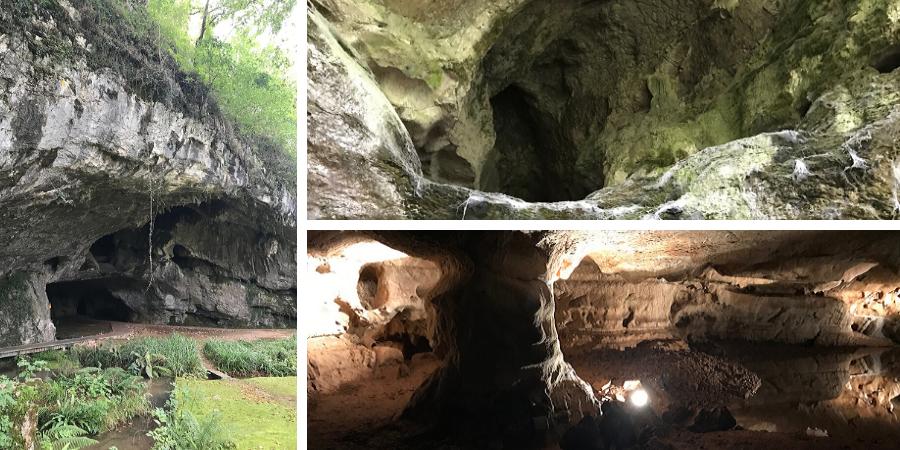 Grottes de sare