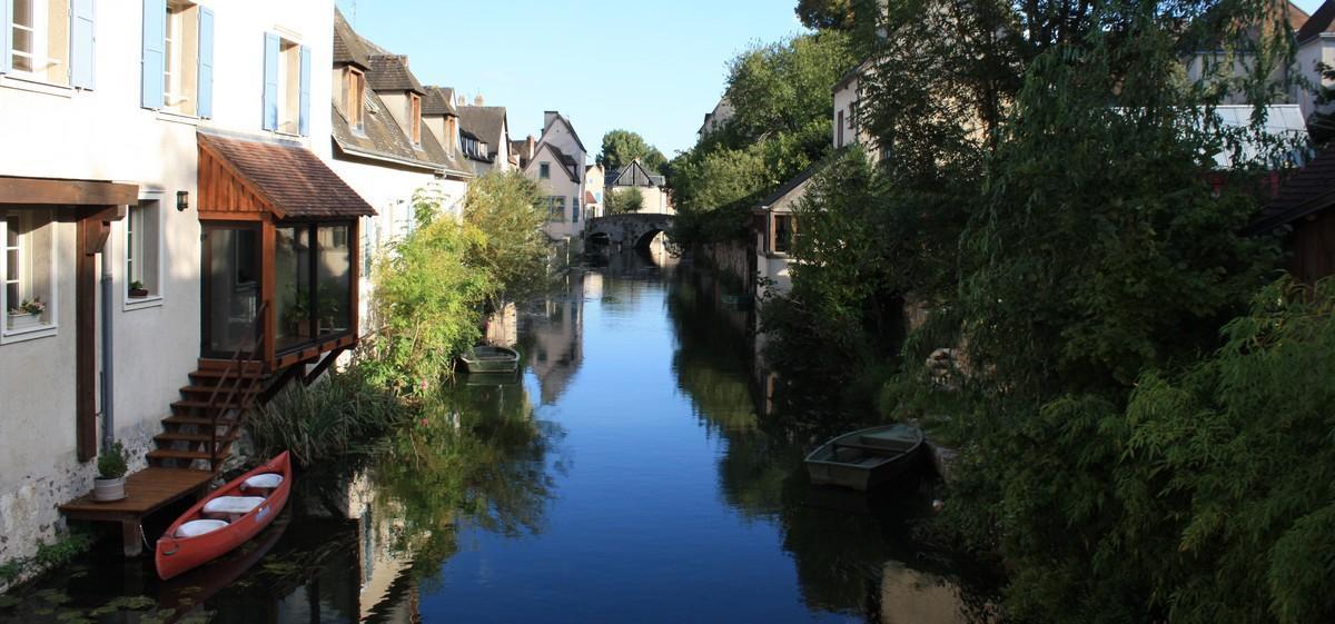 Le vieux Chartres