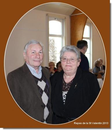 A l'honneur ... Les noces d'or de M et Mme Cervo